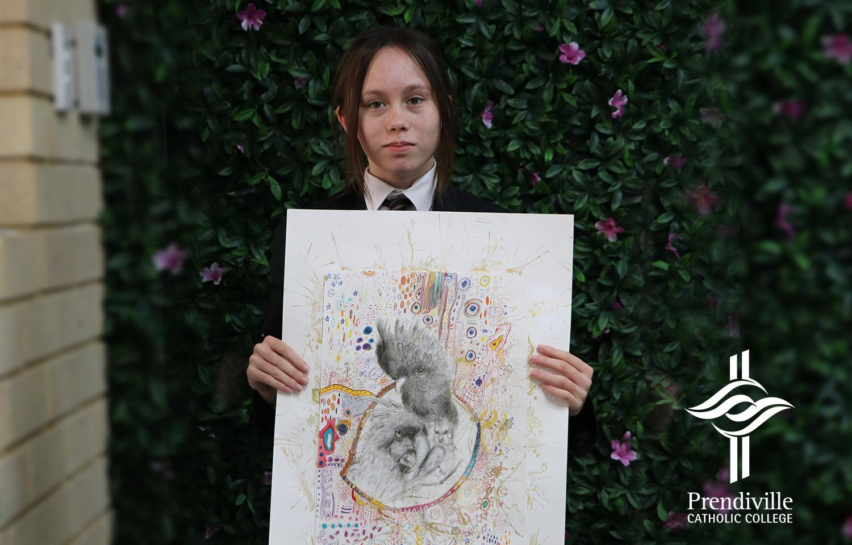 Prendivillian wins City of Joondalup Art Prize